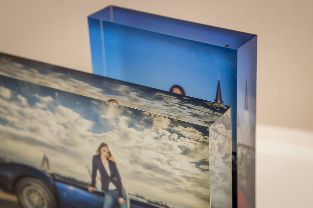 Acrylic Photo Blocks - High School Senior Photography Product Showcase - Albums, Prints, Books, CArds,Wall Art - Tampa St Petersburg, Clearwater, Sarasota, Florida - Brian K Crain Photography