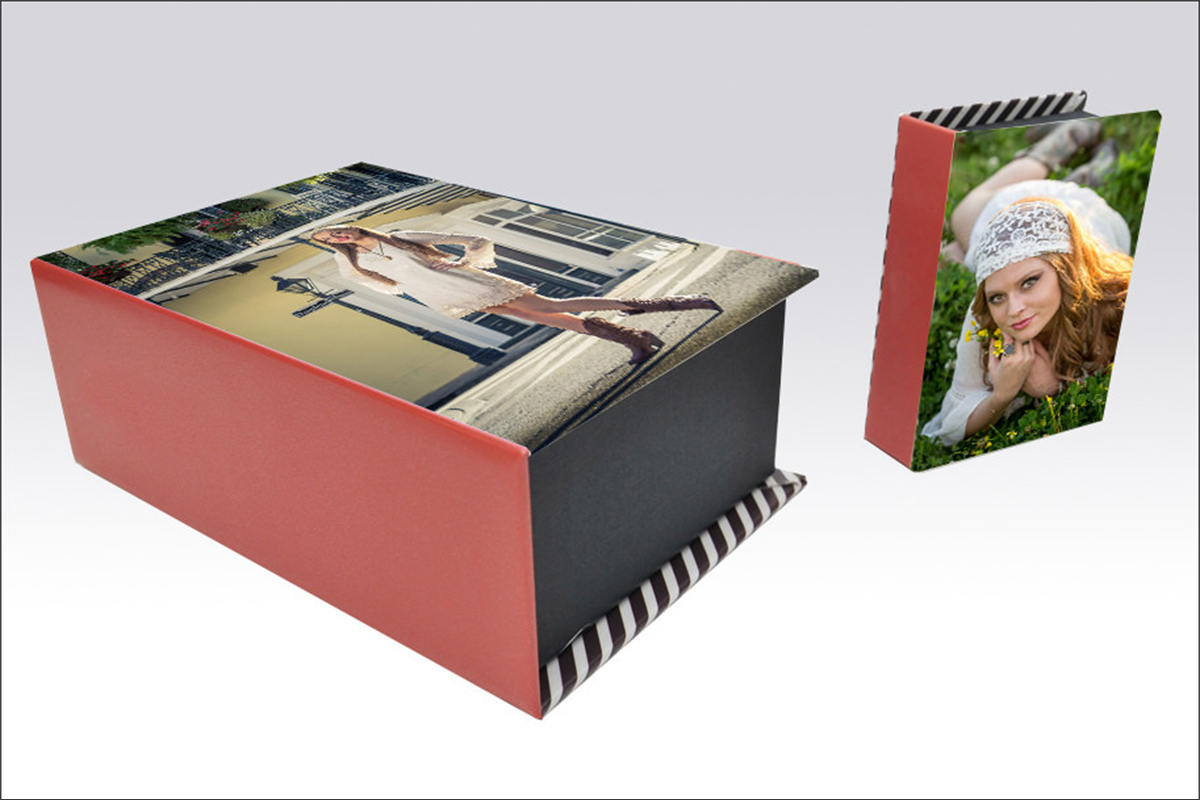 Photo Image Box - High School Senior Photography Product Showcase - Albums, Prints, Books, CArds,Wall Art - Tampa St Petersburg, Clearwater, Sarasota, Florida - Brian K Crain Photography
