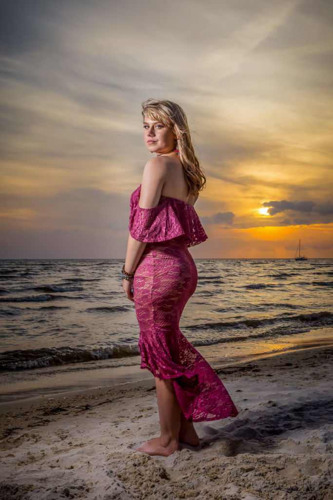 Sarasota Senior Portrait Photographer - Luxury Lifestyle & Couture Fashion Senior Photography Experience - Brian K Crain Photography - Florida