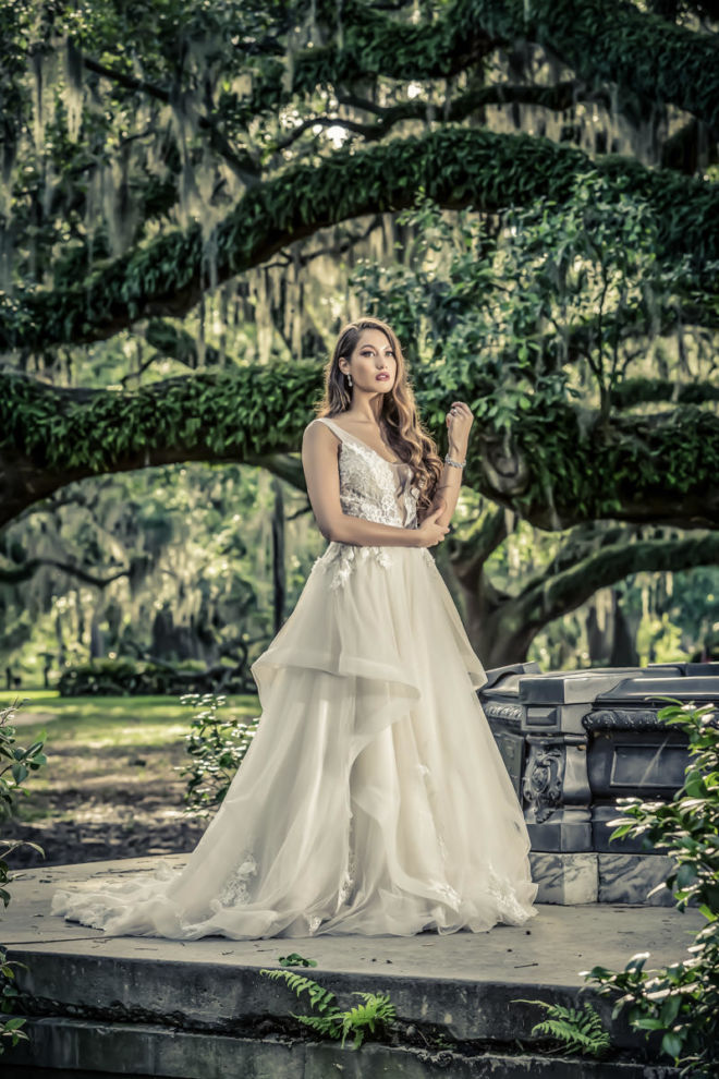 Couture Bridal Fashion Photography - Beauty, Glamour, Magazine Editorial - Tampa, St. Petersburg, Sarasota, Florida Photographer - Brian K Crain