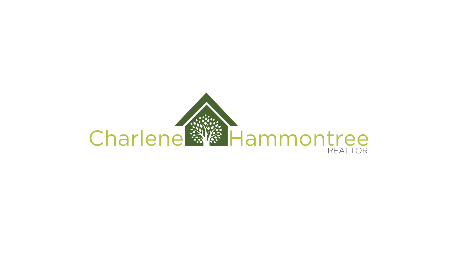Web Design, Logo & Brand Development and Professional Photography for the Real Estate Market - Charlene Hammontree Realty - Palm Island Creative