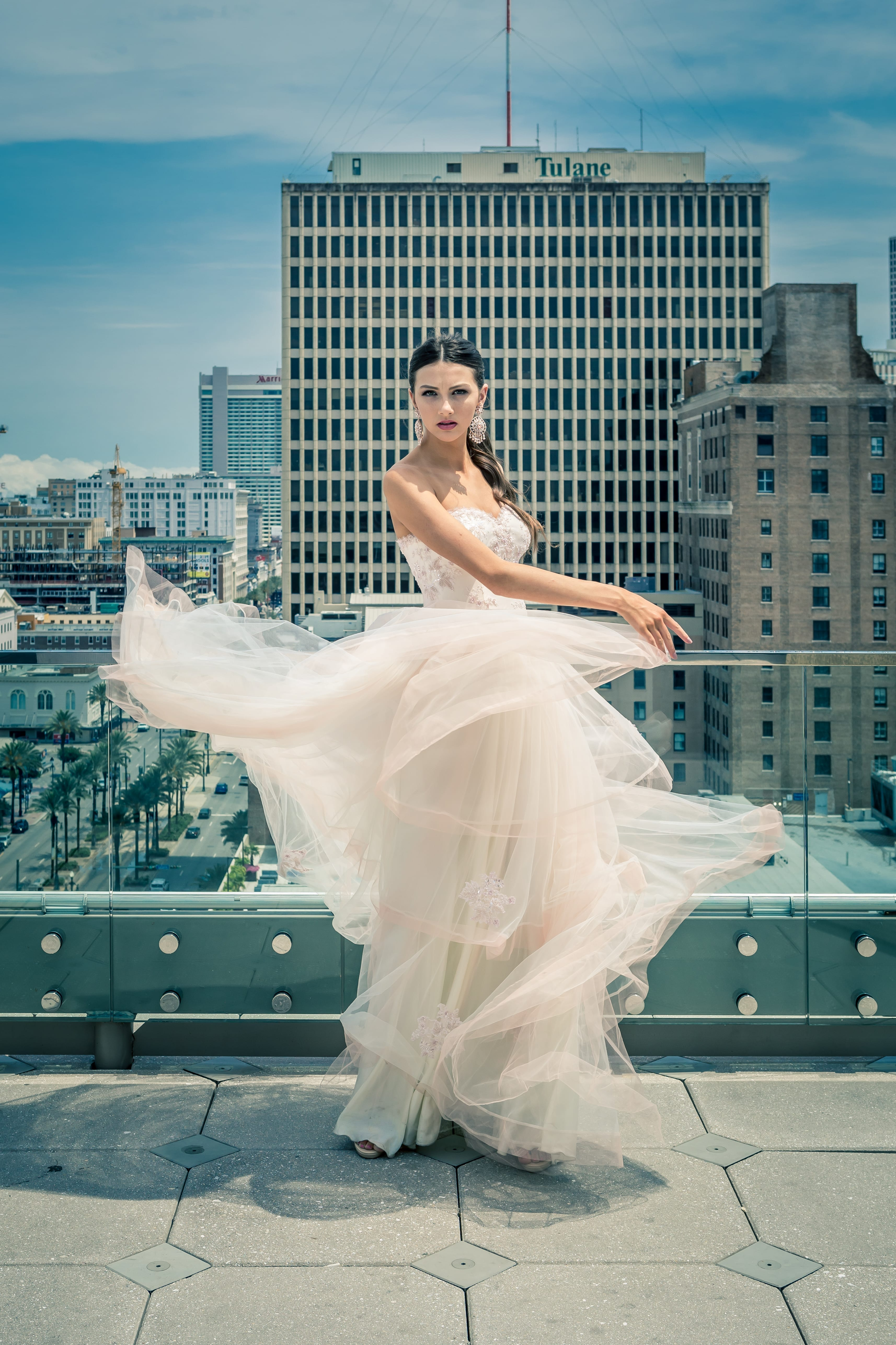 Couture Fashion Photography - Website Design & Branding for Fashion Industry - Palm Island Creative