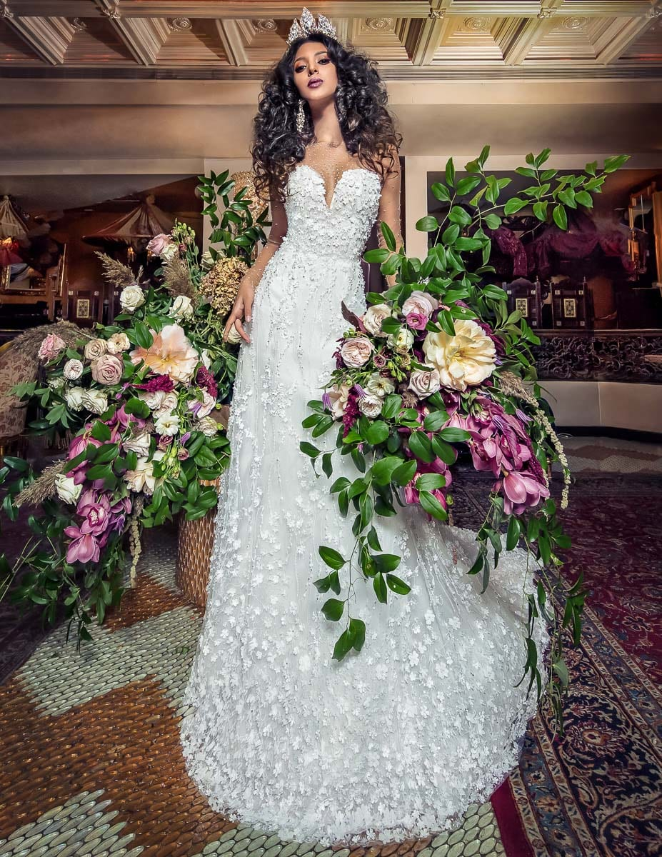 Hair & Makeup Artist for Luxury Weddings - Bridal Fashion Stylist for Couture Wedding Gowns - BridalGal New York City