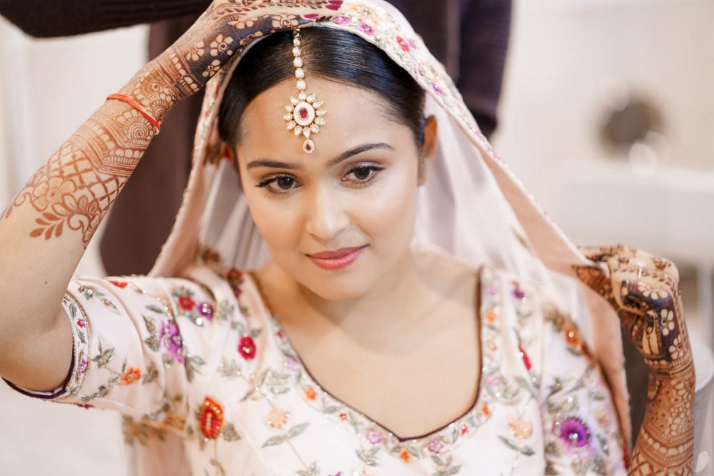 Indian & South Asian Couture Bridal - Couture Fashion Hair & Makeup Artist - Bridalgal New York