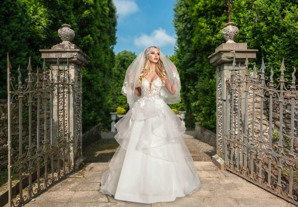 Luxury Hair & Makeup Artist for High End Weddings - Bridal Fashion Stylist for Couture Wedding Gowns - BridalGal - New York City